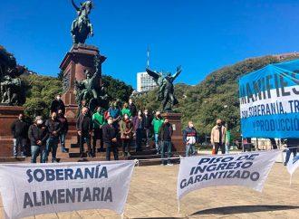 La CTA Autónoma, junto a otras organizaciones, se manifestó por una Patria libre y soberana