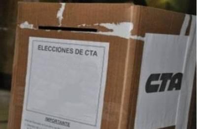 La CTA rumbo a las elecciones del 29 de mayo de 2014