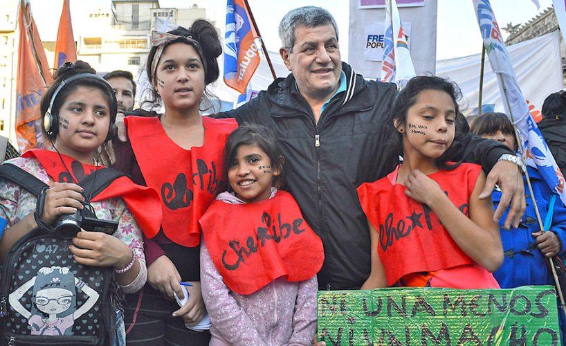 """Víctor De Gennaro: """"En un país productor de alimentos, el hambre es una inmoralidad"""""""