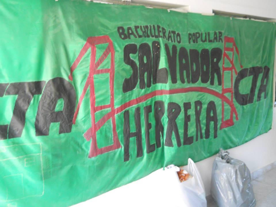 Una nueva bandera para la lucha por la educación pública y popular
