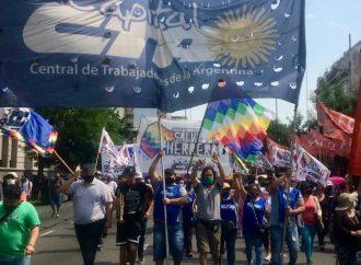 """Spataro: """"Tuvieron que retroceder en esa decisión política por la fuerza organizada de los que estamos acá"""""""