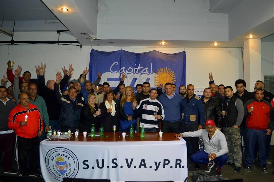 El Sindicato Unión Seguridad Vigilancia Admisión y Permanencia inauguró su mutual