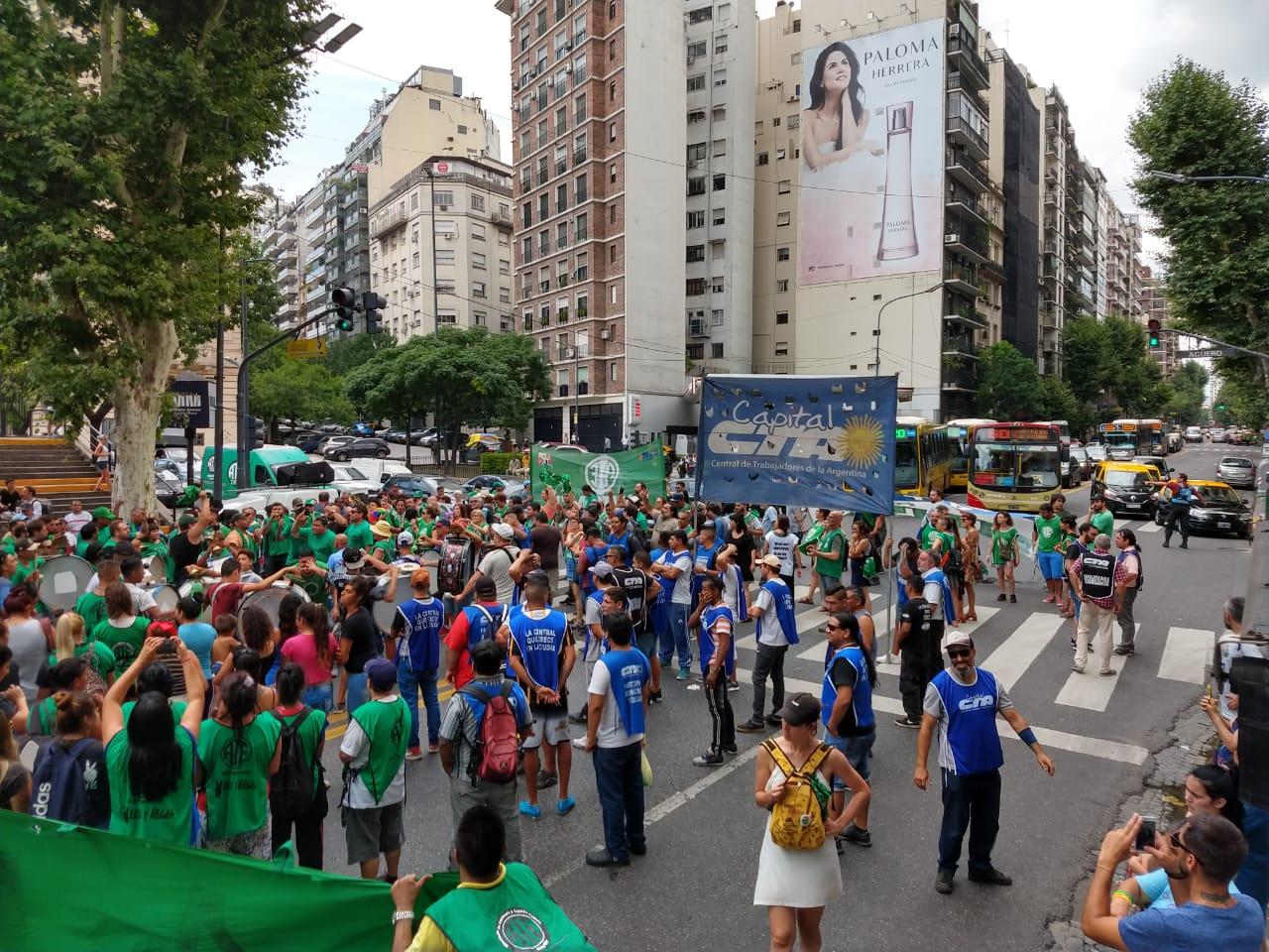 """Pablo Spataro: «Seguiremos enfrentando ésta política de desguace del Estado en cada lugar de trabajo"""""""