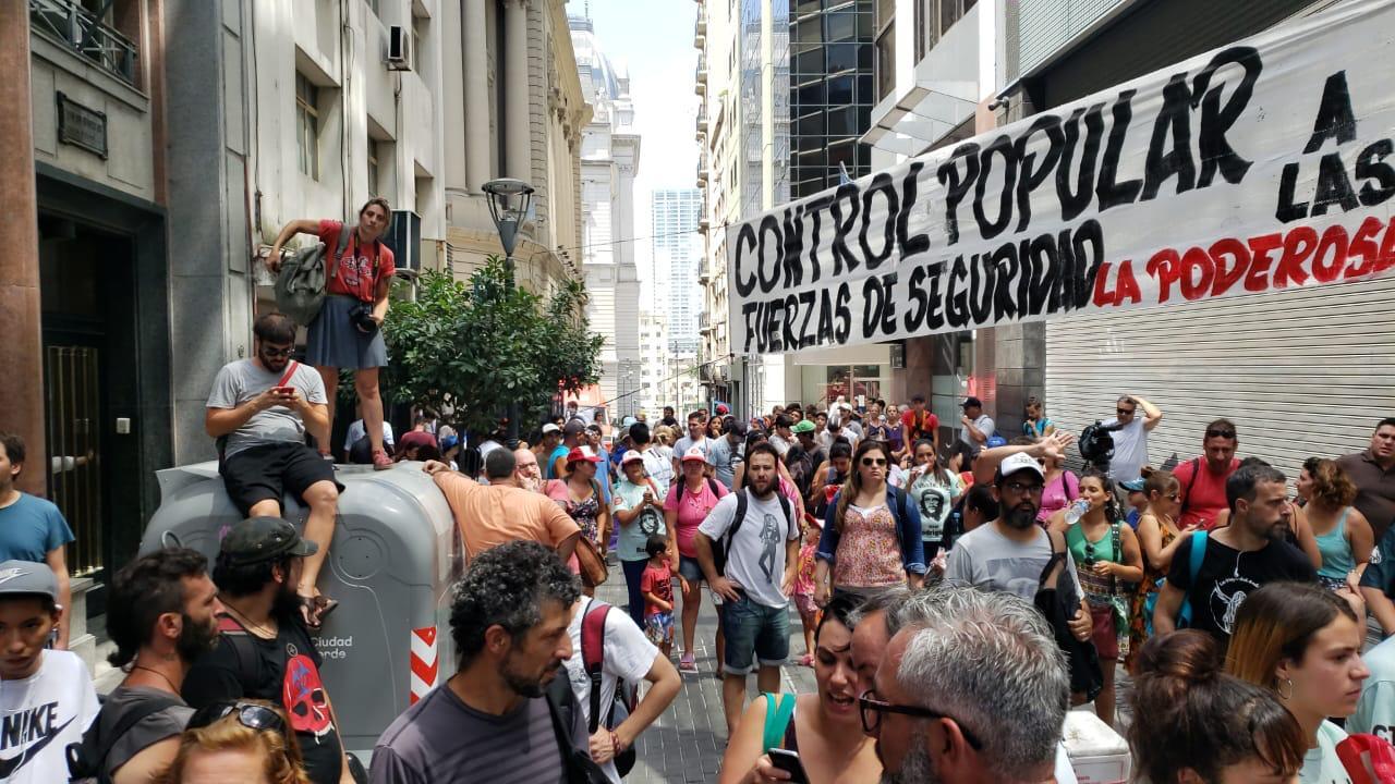 La CTA Autónoma dijo No a la baja en el Ministerio de Justicia