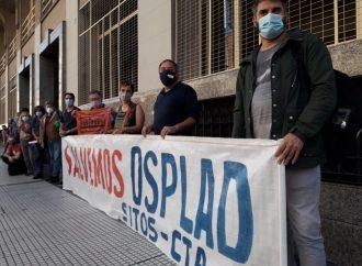 """Hebe Nelli: """"Les trabajadores de OSPLAD rechazamos una paritaria intervenida"""""""