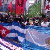 La CTA Autónoma manifestó su apoyo incondicional al Pueblo y a la Revolución cubana
