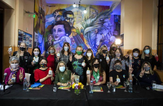La Central porteña participó del  lanzamiento del Tercer Cuadernillo Mujeres Sindicalistas de la CABA