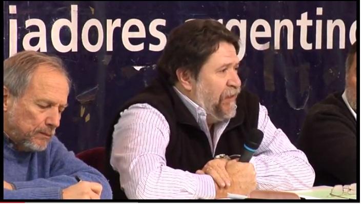 Claudio Lozano: «Existen condiciones para defender el interés de nuestro Pueblo de otra manera»